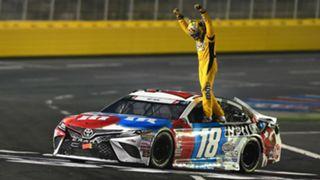 Kyle Busch Toyota Monster Energy NASCAR Cup Series Coca Cola 600 27052018