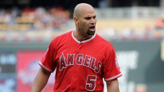 Albert Pujols Los Angeles Angels MLB 06092018