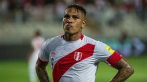 Paolo Guerrero Perú vs Uruguay Eliminatorias Sudamericanas 28032017