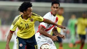 Renato Tapia Perú v Colombia Eliminatorias sudamericanas 10102017