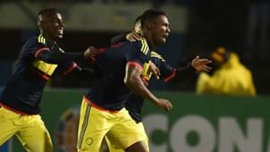 Damir Ceter Selección de Colombia vs  Ecuador  20012017
