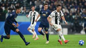 Juventus v Manchester United Champions League 07112018