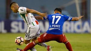 Palestino vs Atlético Venezuela Copa Sudamericana 2017 10052017
