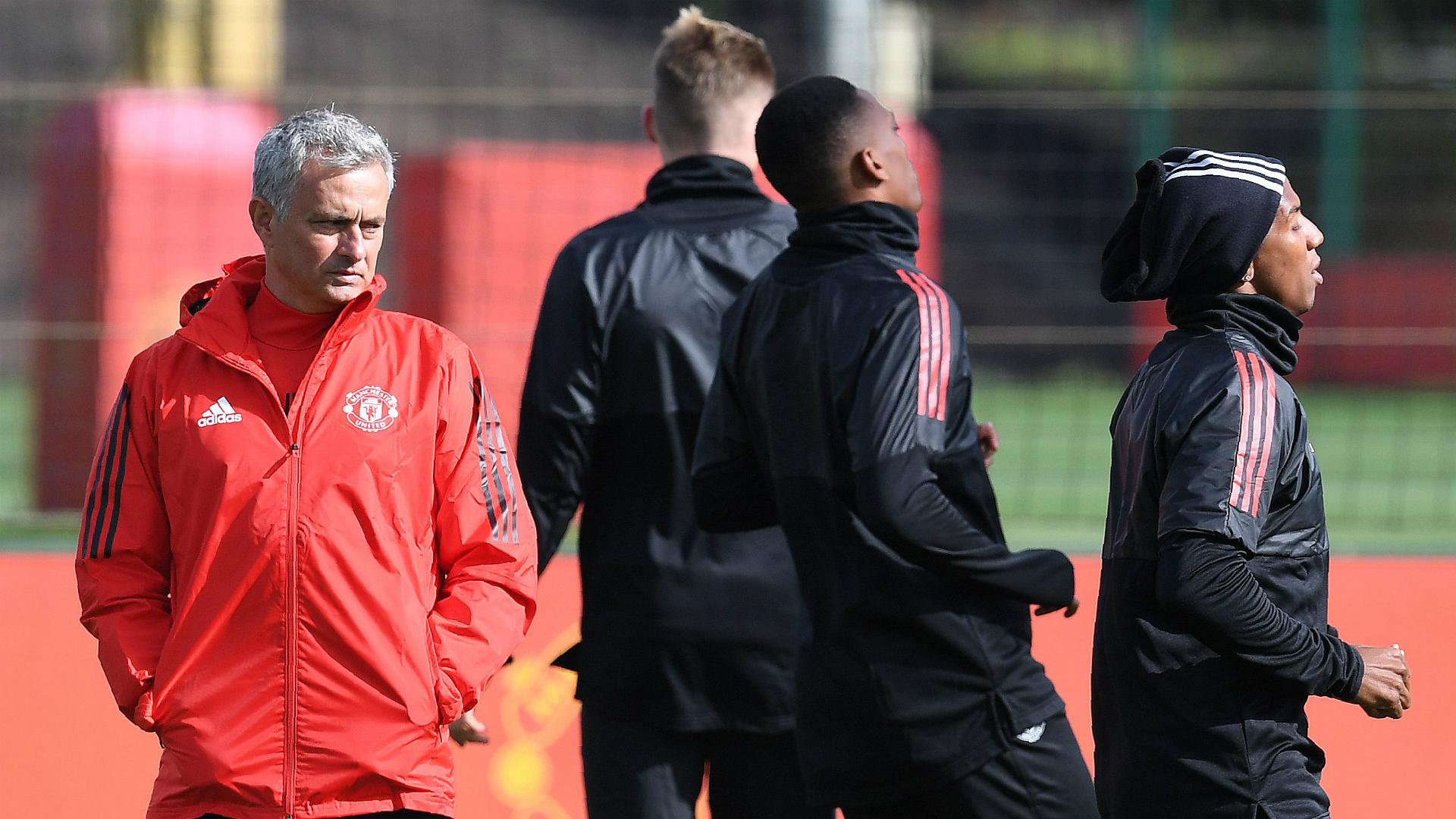 Manchester United regresó con goleada a la Champions