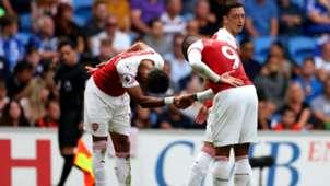 Alexandre Lacazette Arsenal vs Cardiff Premier League 02092018