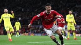 Cristiano Ronaldo scored the decisive late winner for Manchester United against Villarreal