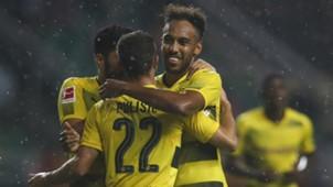 Pierre Emerick Aubameyang Borussia Dormtund vs Milan Champions Cup 18072017