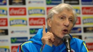 José Néstor Pékerman Selección de Colombia 27032017