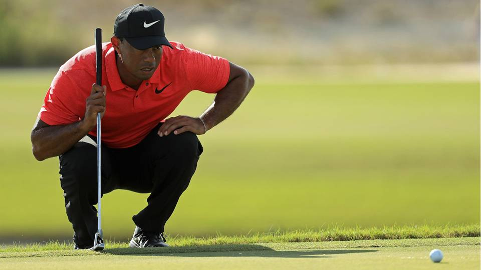 Tiger Woods paired with Patrick Reed, Charley Hoffman at Torrey Pines