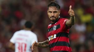 Paolo Guerrero Flamengo v Internacional Brasileirao Series A 06052018