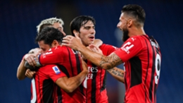 Milan face Liverpool on Wednesday in their first Champions League appearance in seven years