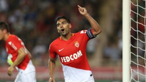 Radamel Falcao Monaco Tolouse Ligue 1 04082017