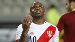 Perú v Venezuela Eliminatorias Sudamericanas Jefferson Farfán 24032016