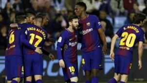 Celta de Vigo v Barcelona La Liga 17042018