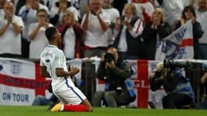 Marcus Rashford Inglaterra Eslovaquia Eliminatorias Europeas 04092017