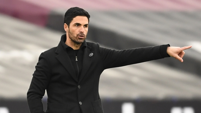Arsenal boss Mikel Arteta knows his side will need to improve on last week's performance to progress