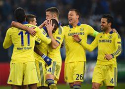 FC Schalke 04 v Chelsea FC UEFA Champions League 25112014