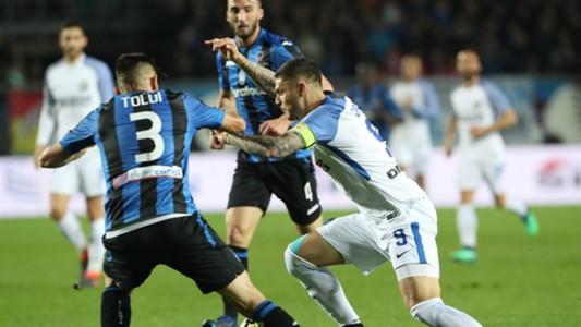 Atalanta v Inter Serie A Italy 14042018