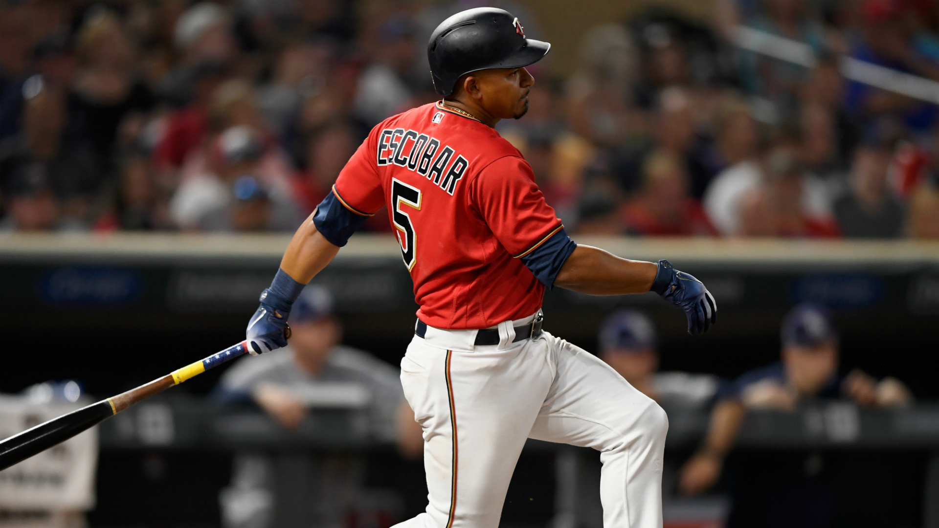 b298c3d3d67 MLB trade news: D-Backs on brink of getting Escobar | Sporting News
