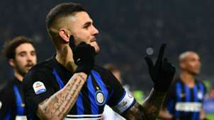 Mauro Icardi Inter vs Udinese Serie A 15122018