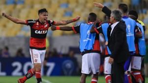 Reinaldo Rueda Flamengo v Independiente Copa Sudamericana 14122017