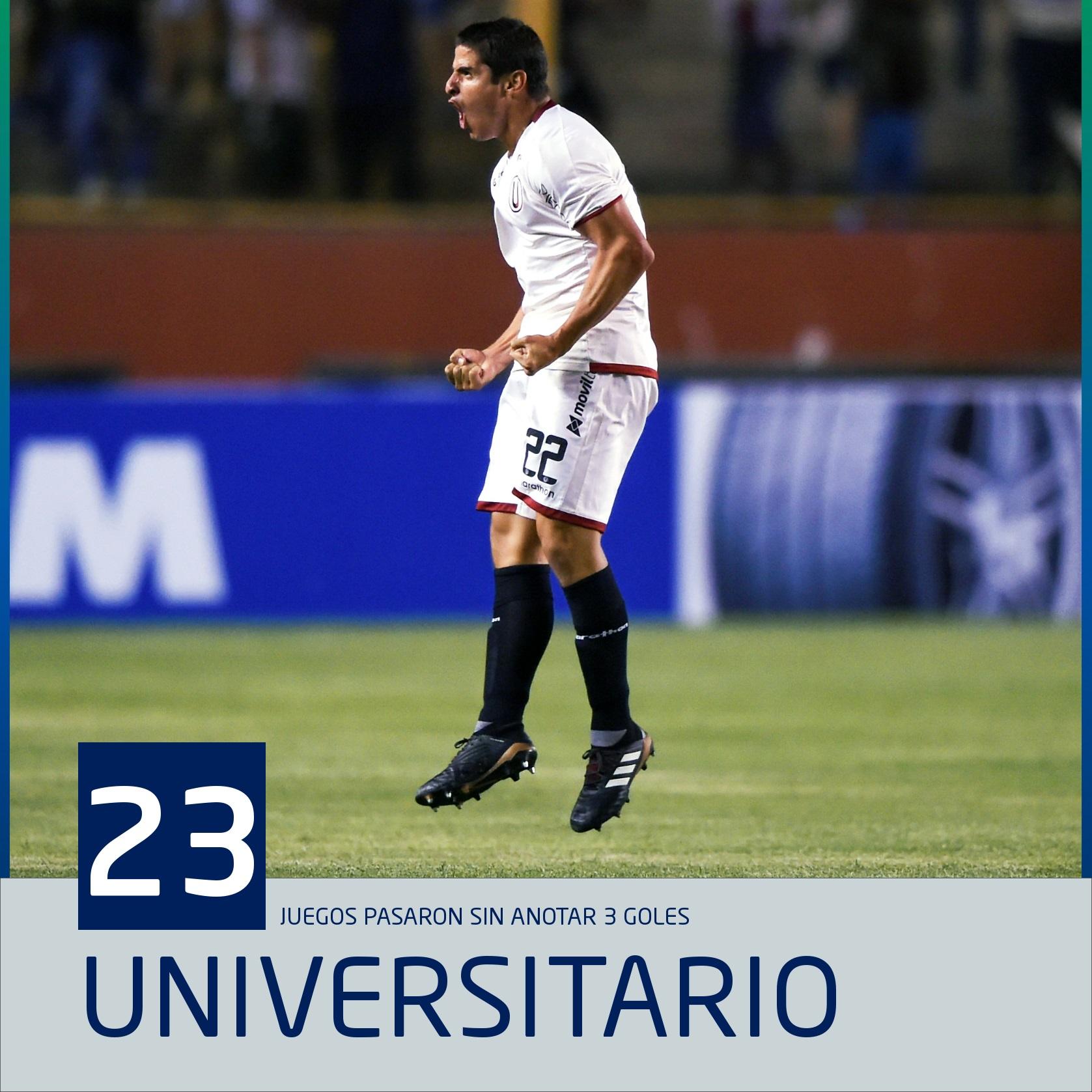 Universitario stat