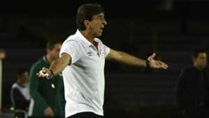 Gustavo Costas Santa Fre v The Strongest Copa Libertadores 23052017