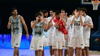 Argentina FIBA Americas Championship Olympics mens qualifying 08092015