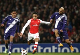 Arsenal Anderlecht