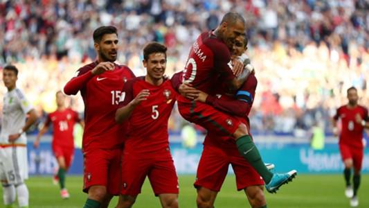 Quaresma Cristiano Ronaldo Portugal 18062017