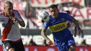 River Plate v Boca Juniors Argentina first division 05032016