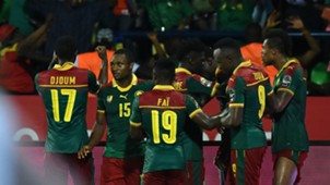 Cameroon v Ghana Africa Cup of Nations semifinal 02012017