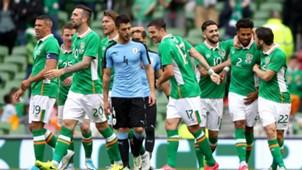 Republic of Ireland v Uruguay International friendly 04062017