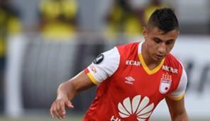 Juan Roa Sporting Cristal v Independiente Santa Fe Copa Libertadores 17052017