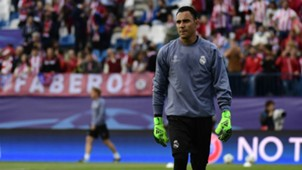 Keylor Navas Club Atletico de Madrid v Real Madrid CF UEFA Champions League 10052017