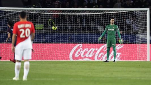 PSG v Monaco Ligue 1 15042018
