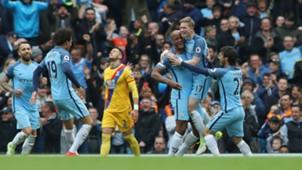 Manchester City vs Crystal Palace Premier League 06052017
