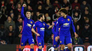 Van Persie Manchester United 08122014