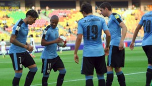 Nicolás de la Cruz Uruguay Sub 20 Mundial 31052017