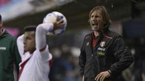 Ricardo Gareca Argentina v Peru World Cup qualifiers 10052017