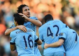 Southampton v Manchester City Premier League 30112014