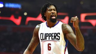 DeAndre Jordan Los Angeles Clippers 16112016