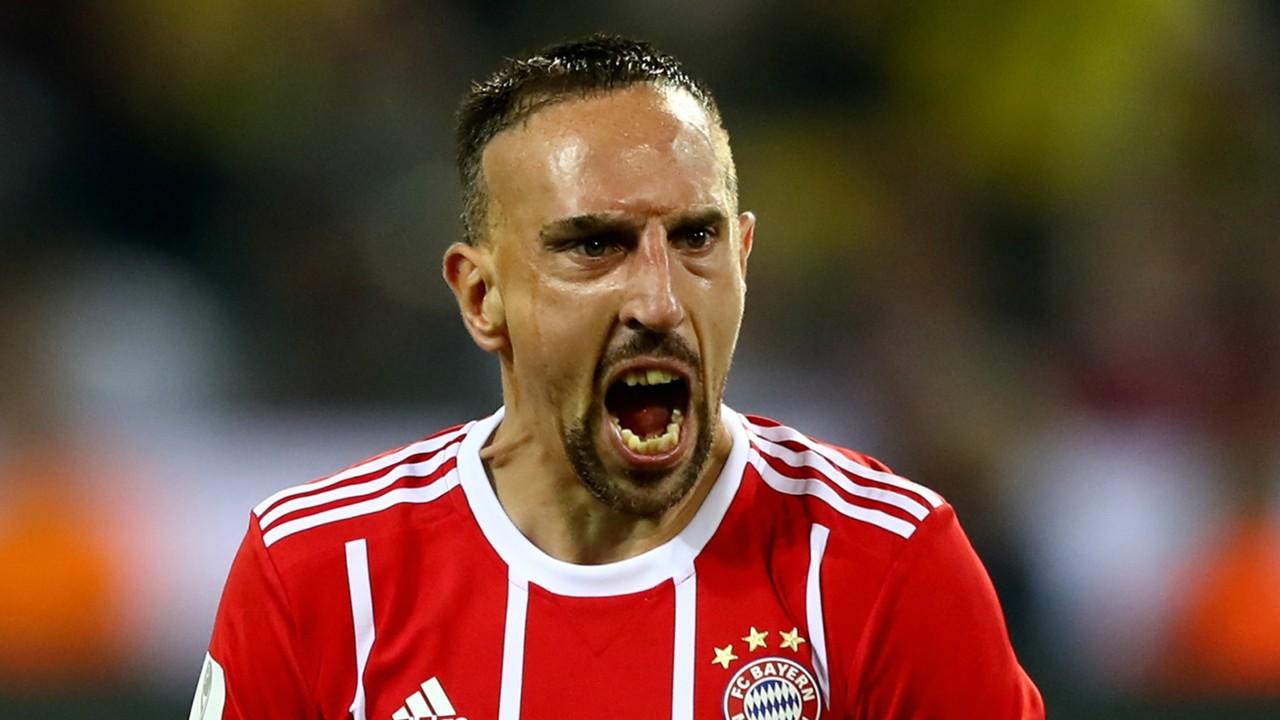Bayern Munich news Franck Ribery and Thomas Muller back in