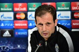 Massimiliano Allegri Juventus's press conference 08122014