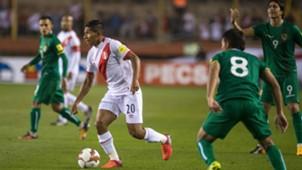 Edison Flores Peru v Bolivia WC qualifying south america 31082017