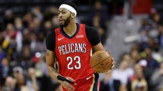 Anthony Davis New Orleans Pelicans 19122017