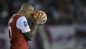 Omar Perez Santa Fe vs River Plate Recopa Sudamericana