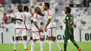 UAE v Saudi Arabia WC qualifying asia 29082017