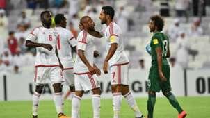 UAE v Saudi Arabia WC qualifying asia 29082017