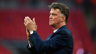 Louis Van Gaal Manchester United v Crystal Palace The Emirates FA Cup Final 21052016